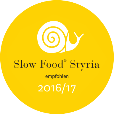 Logo von Slow Food.